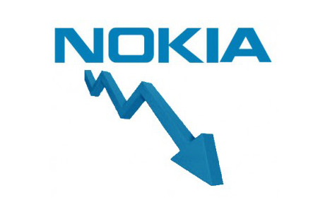 Nokia-down