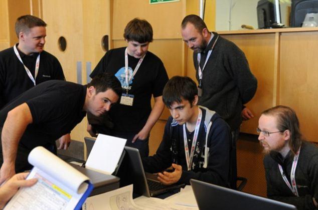 Cyber Security Challenge UK 2012
