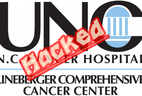 UNC Cancer Center Servers Hacked, 3500 People Info Stolen