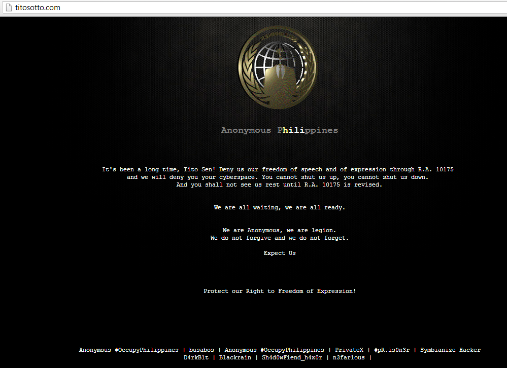 anonymous-philippines-tito-hacked