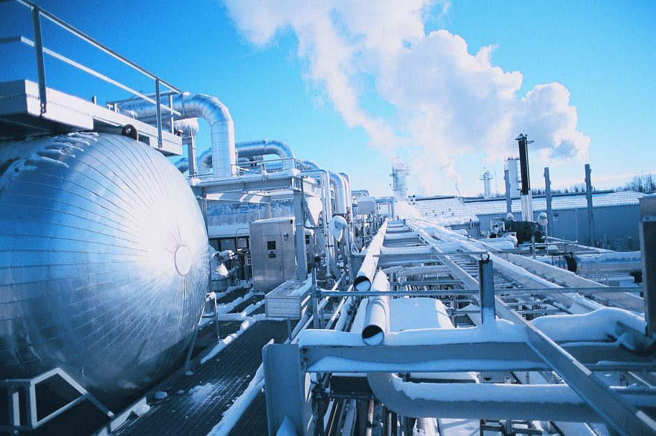 Vulnerability of Oil and Gas Infrastructure Drives Security Investments