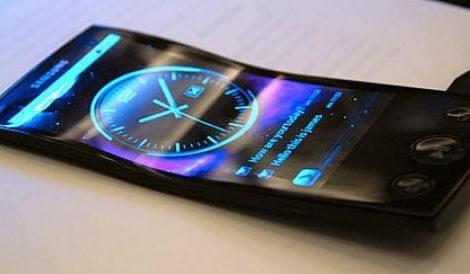 Samsung Unveils Flexible Screens