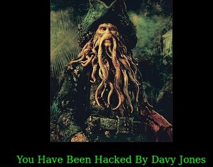 Sri Lanka Ports Authority Website Hacked by Davy Jones