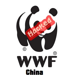 wwf-china-hacked