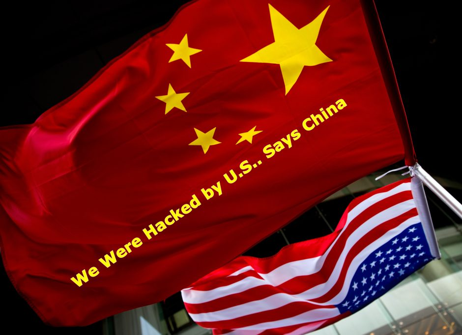 China Claims its Defense and Military Websites were hacked by U.S