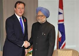 Cyber Crime Joint Task Force agreement between Britain and India