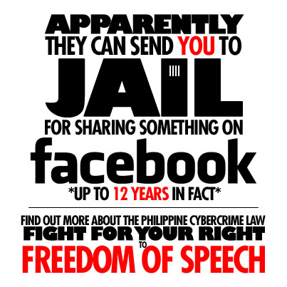 Retweeting, sharing scandalous posts illegal under Cybercrime Law