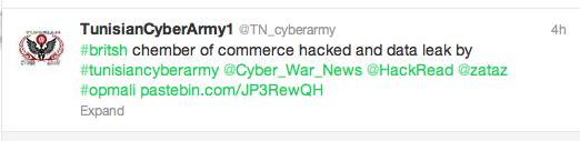 Tunisian-Cyber-Army-#op-mali