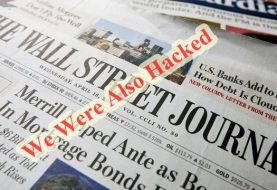 Wall Street Journal: We were also hacked by Chinese hackers