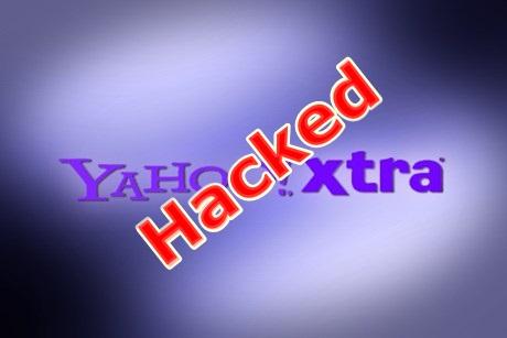 Telecom NZ 's 80,000 Yahoo Xtra Email accounts Hacked