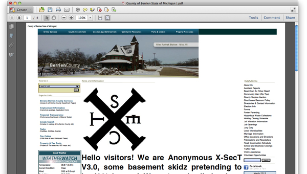 BC-website-hacked