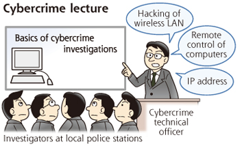 Metropolitan Police Department to give Cybercrime Lessons