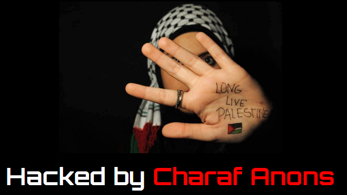 More 192 Websites Defaced by Charaf Anons of Anonymous Algeria