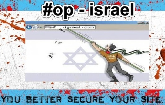 OpIsrael Mossad Website breached, Person Details of over 30,000 Agents Leaked by Anonymous