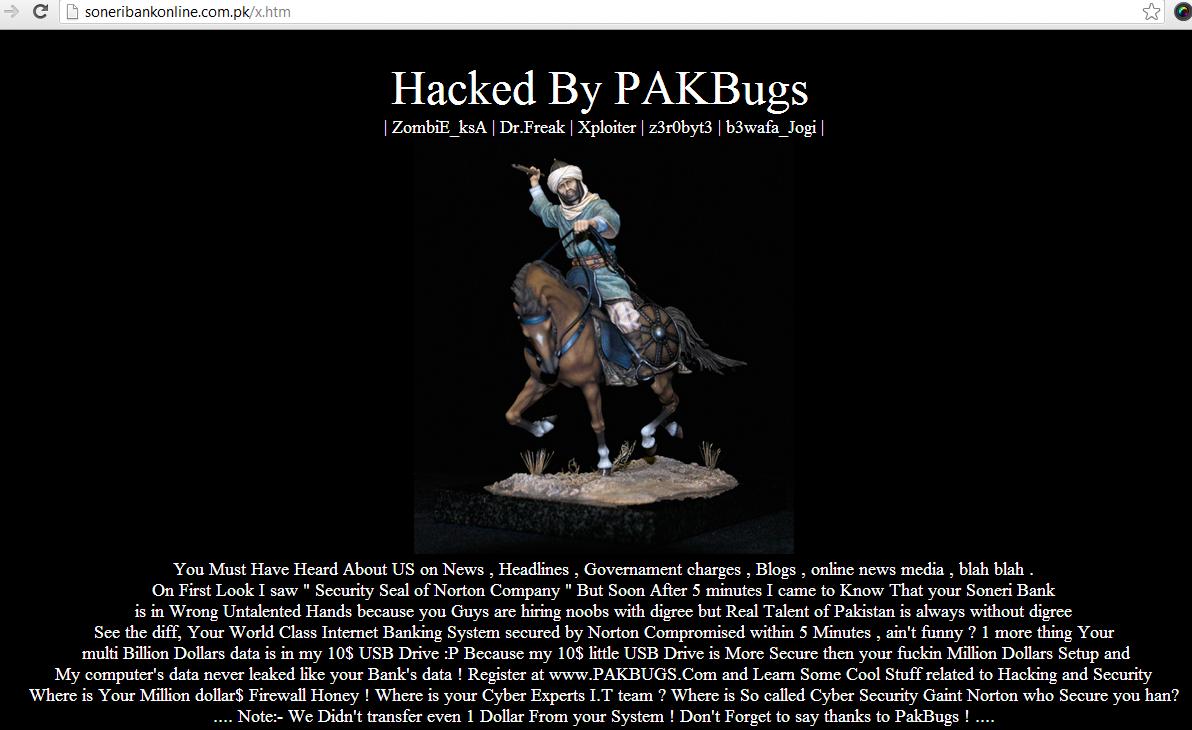 Soneri Bank-site-hacked-pakbugs