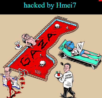 BenQ Electronics China and United Nations Association in Canada Website Hacked by Hmei7