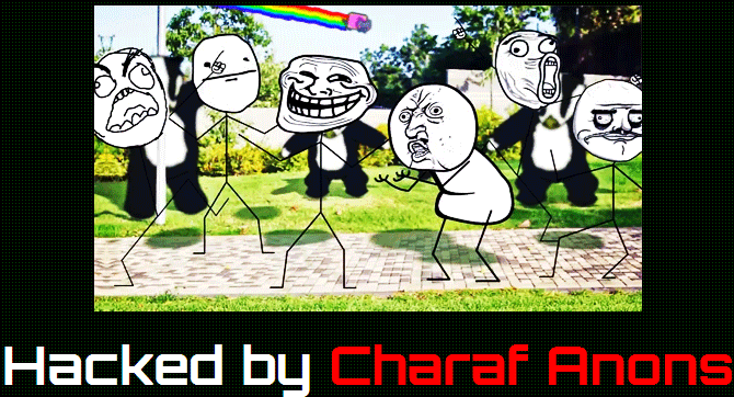 More 20 Chinese Government Websites Hacked by Anon Charaf of Anonymous Algeria