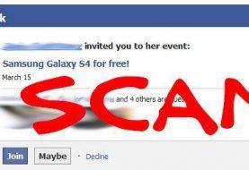 Facebook Scam Alert: Samsung Is Giving Away 5,000 Free Galaxy S 4 Phones