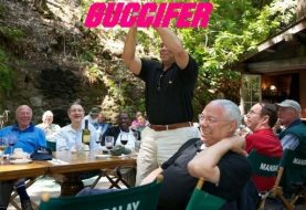 Hacked Photos Show Colin Powell At Bohemian Grove