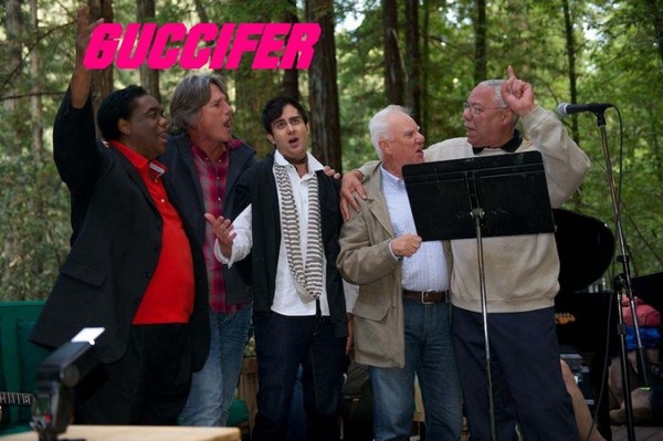 Guccifer-Hacked Photos Show Colin Powell At Bohemian Grove-4