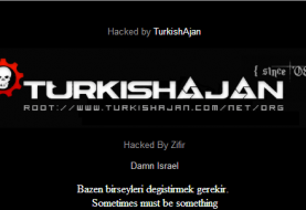 Mercedes-Benz Austria Website Defaced by Zifir of TurkishAjan Hacking Group