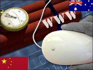 Australian Security Intelligence Organisation website hacked, blueprints stolen allegedly by Chinese Hackers