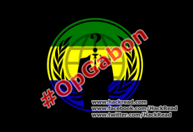 #OpGabon: Anonymous Leaks Credentials of Companies for Supporting Gabon Government