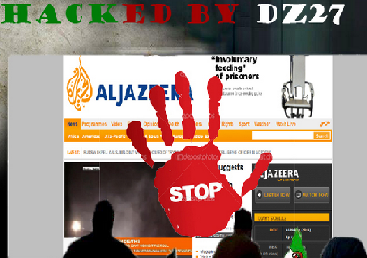 Qatar Ministry of Public Prosecution Websites Hacked & Defaced by Algerian Hacker