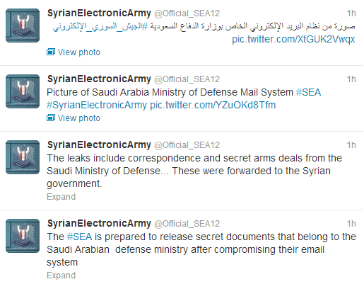 Saudi-Arabian-Ministry-of-Defense-Mail-System-Breached-Secret-Emails-Leaked-by-Syrian-Electronic-Army-2
