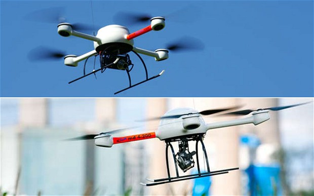 Surveillance Drones Now Being Deployed on German Railway Stations