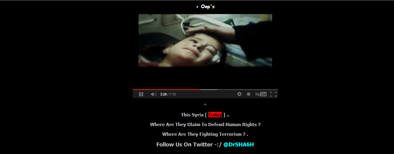 United Nations Information Center Jakarta Websites Hacked by Dr.SHA6H