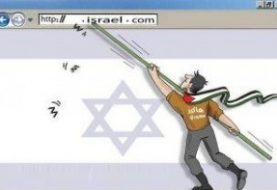 AnonGhost Hacks and Defaces 75 Israeli Websites
