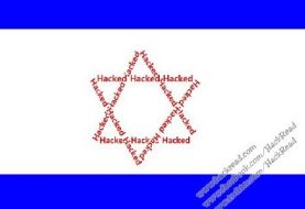 #OpIsrael: 250 Israeli websites hacked by Pakistani hacker H4x0r HuSsY