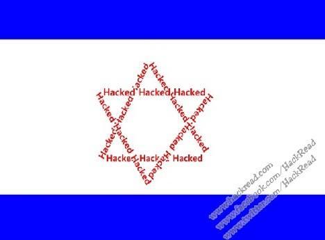 #OpIsrael: 250 Israeli websites hacked by Pakistani hacker H4x0r HuSsY