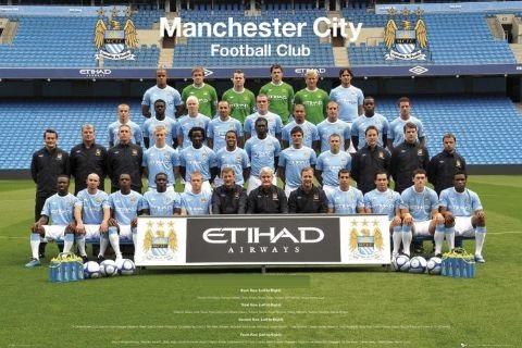 Manchester City Premier League Club