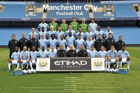 Manchester City Premier League Club