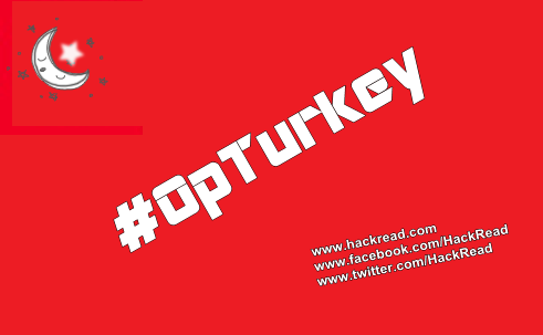 #OpTurkey: 4 Turkish Government Websites Hacked & Defaced by Security Dr@Gon