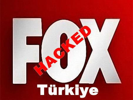 #OpTurkey: Anonymous Hacks Fox Entertainment Turkey & Vodasoft, Leaks account details online