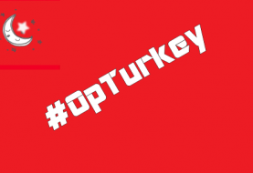 #OpTurkey: Grand National Assembly of Turkey Website Hacked, Login details Leaked by China Blue Army