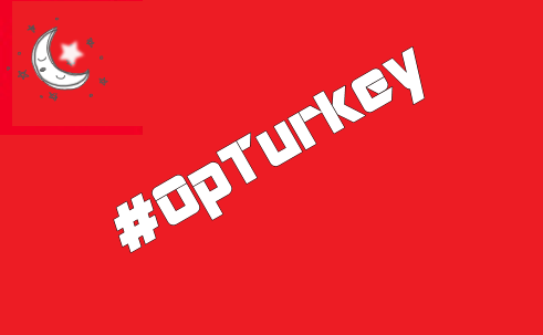#OpTurkey: Turkish Prime Minister and Government Websites Hacked by Hacktivists