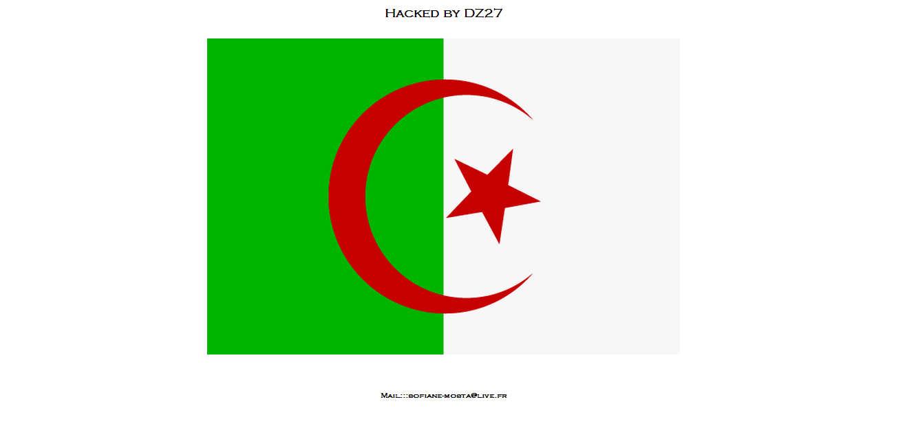 Saudi-Arabian-Ministry-of-Higher-Education-Websites-Hacked-by-Algerian-Hacker