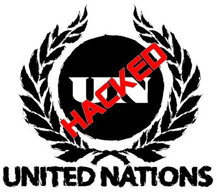 Swaziland's United Nation and United Nation Development Programme Websites Hacked by Group Hp Hack