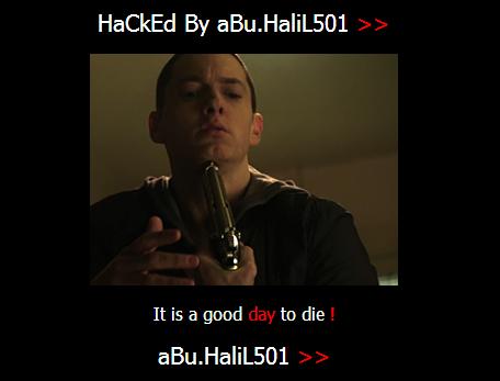 Bangladesh Ministry of Social Welfare website hacked by Abu Halil501
