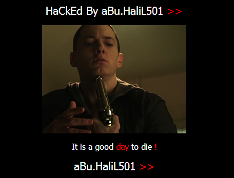 Bangladesh Ministry of Social Welfare website hacked by Abu Halil501