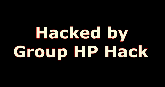 City of Waterville Police website hacked, server rooted by Group HP Hack