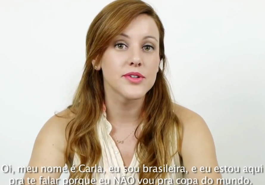 Hackers replace FIFA Brazil World Cup Website with Protest Footage