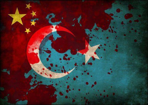 33 Chinese Gov sites Hacked by Turkish Hackers against Uyghurs Muslims Massacre