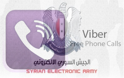 Website of Phone and texting app 'Viber' Hacked & Defaced by Syrian Electronic Army