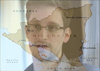 Breaking: Nicaragua and Venezuela offers Asylum To Edward Snowden