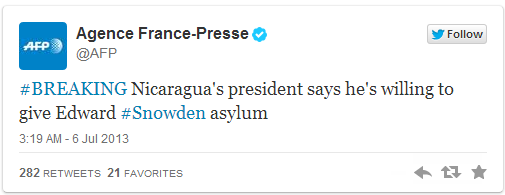 breaking-nicaragua-willing-to-give-asylum-to-edward-snowden